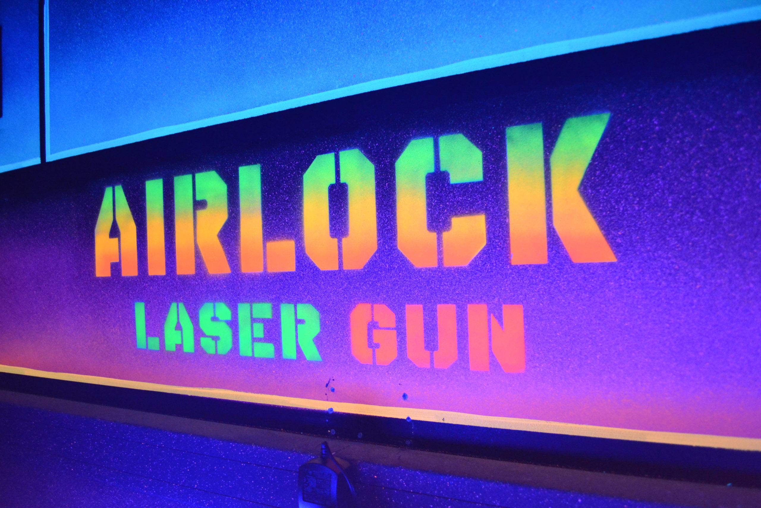 Pack entreprise laser game