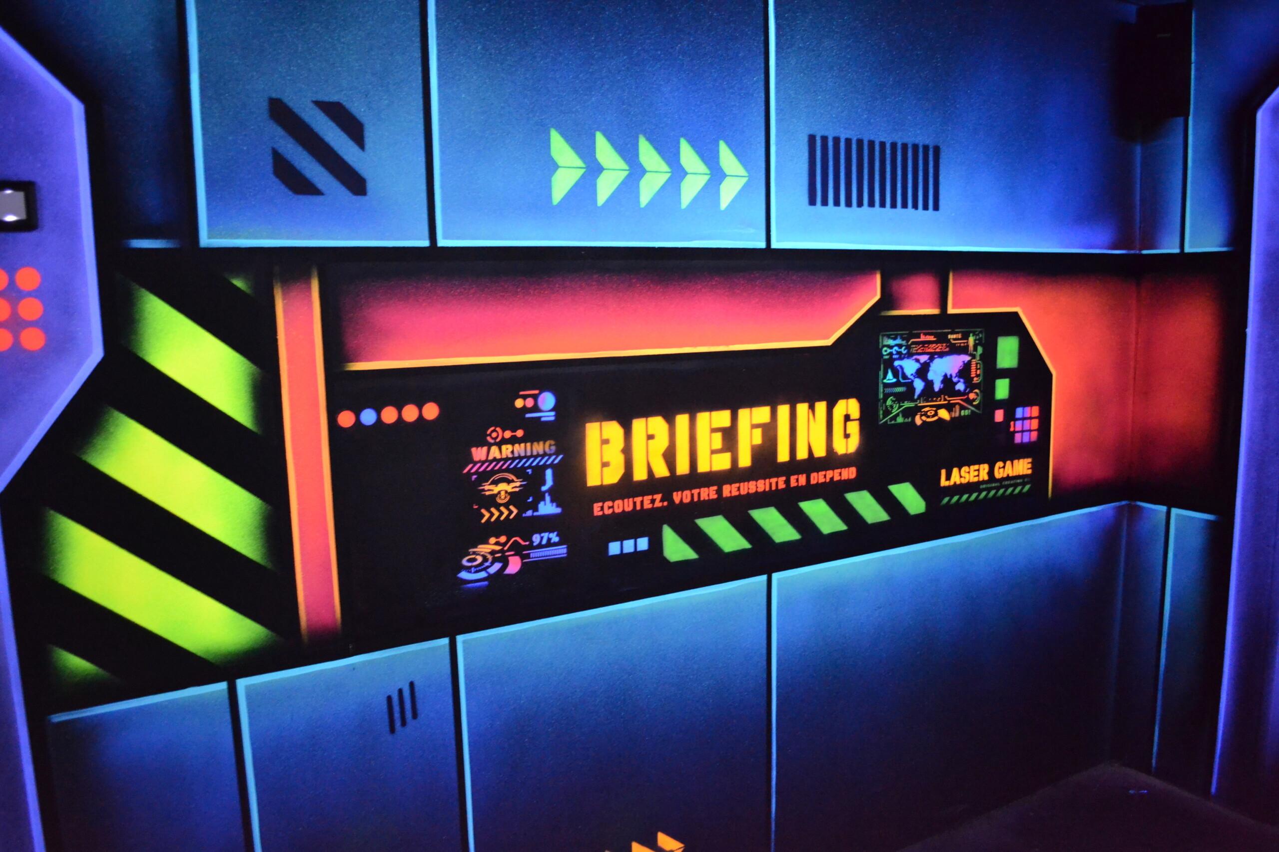Laser Games Action Flins