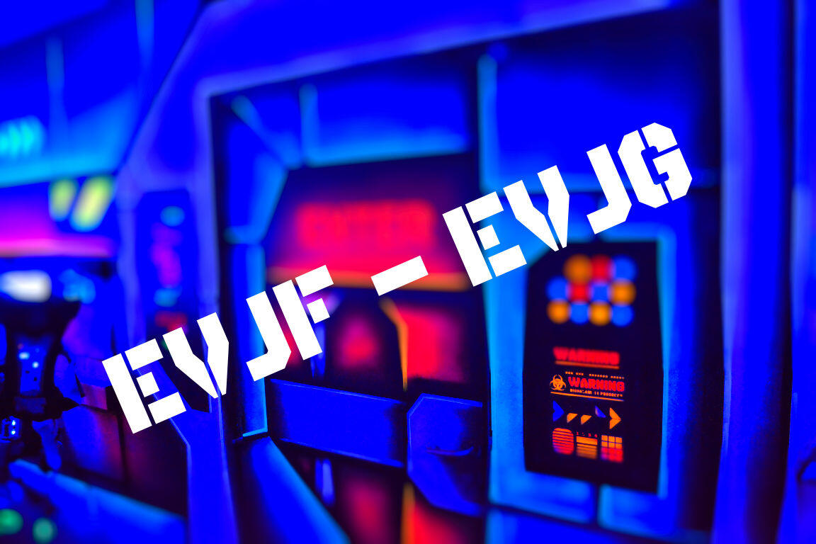Laser Game Action EVJF EVGC